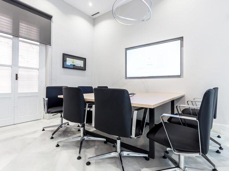 Sala Reuniones Oficina